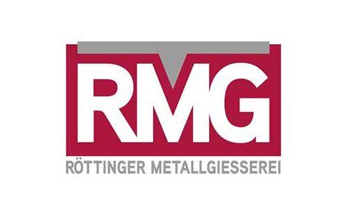 roettinger-metallgiesserei startseite logo artikel entwurf